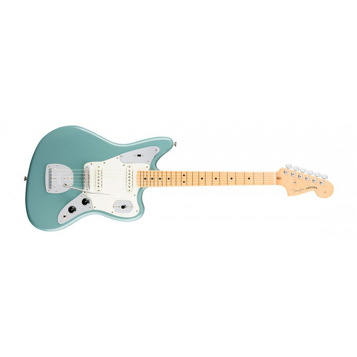 Электрогитара Fender AMERICAN PROFESSIONAL JAGUAR MN SNG