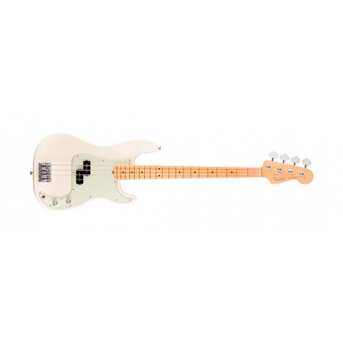 Бас-гитара Fender AMERICAN PROFESSIONAL PRECISION BASS MN OWT