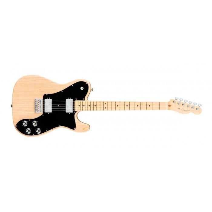 Электрогитара Fender AMERICAN PROFESSIONAL TELECASTER DELUXE SHAWBUCKER MN BLK