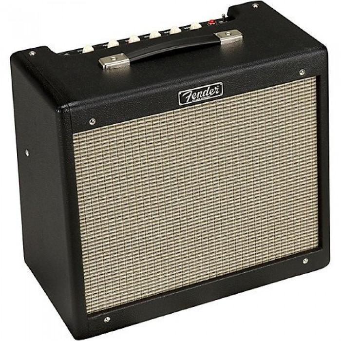 Комбоусилитель для электрогитары Fender BLUES JUNIOR IV
