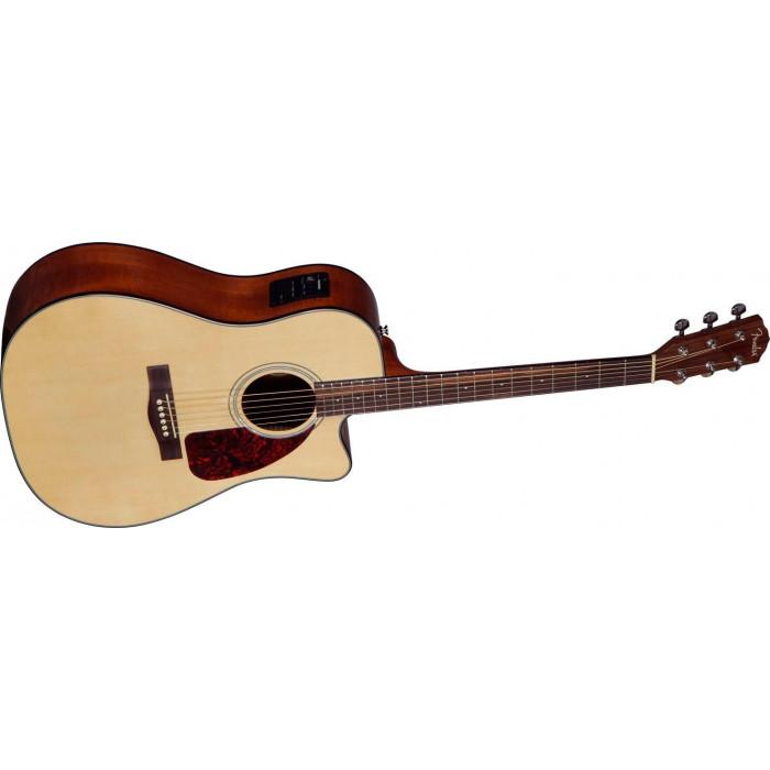 Электроакустическая гитара Fender Cd-140Sce Nt