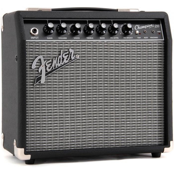 Усилитель для электрогитары Fender Champion 20