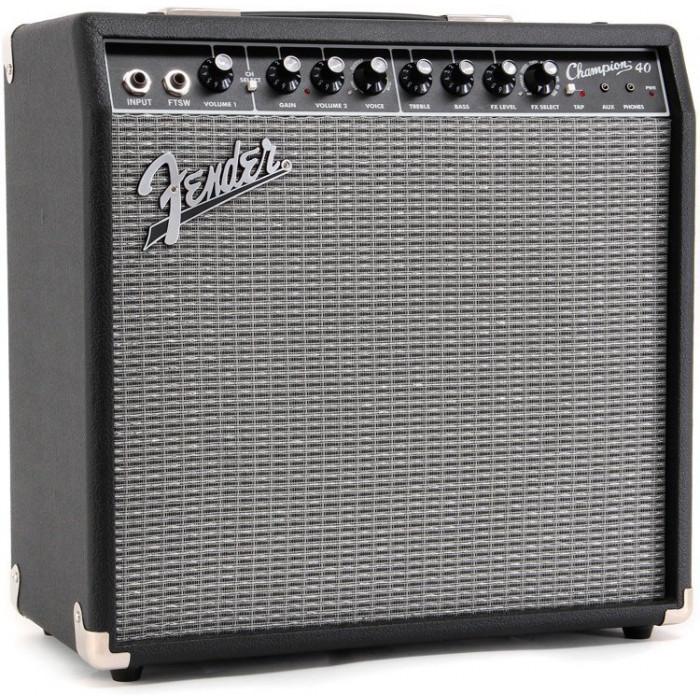 Усилитель для электрогитары Fender Champion 40