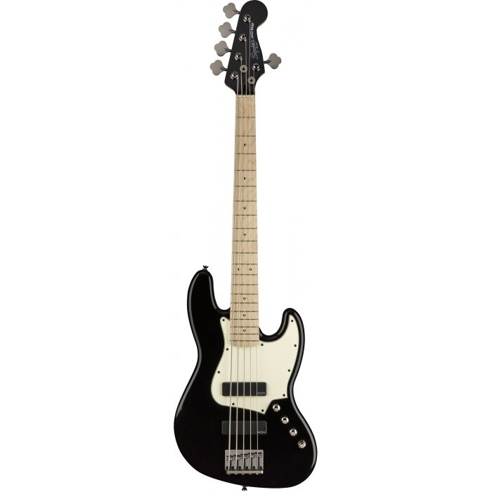 Бас-гитара Squier By Fender CONTEMPORARY ACTIVE J-BASS V HH MN BLACK