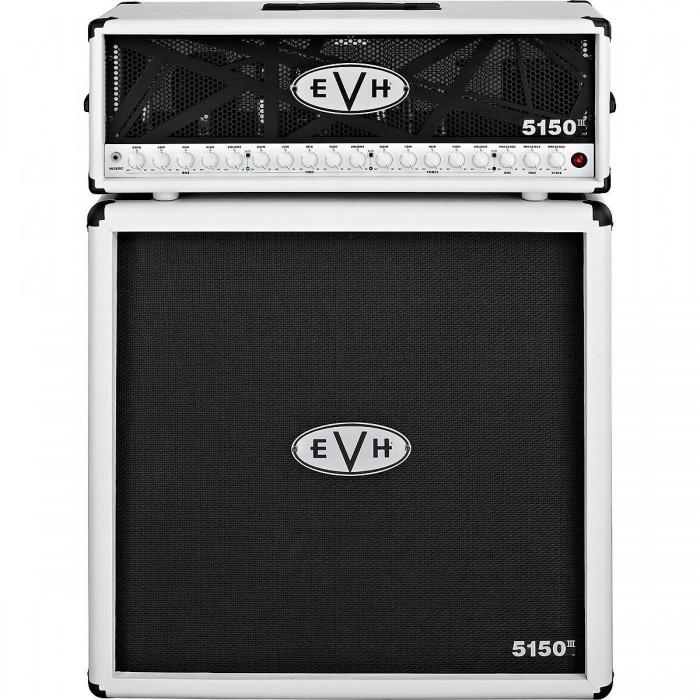 Кабинет гитарный Fender Evh 5150 III 4X12 Straight Cabinet Ivory