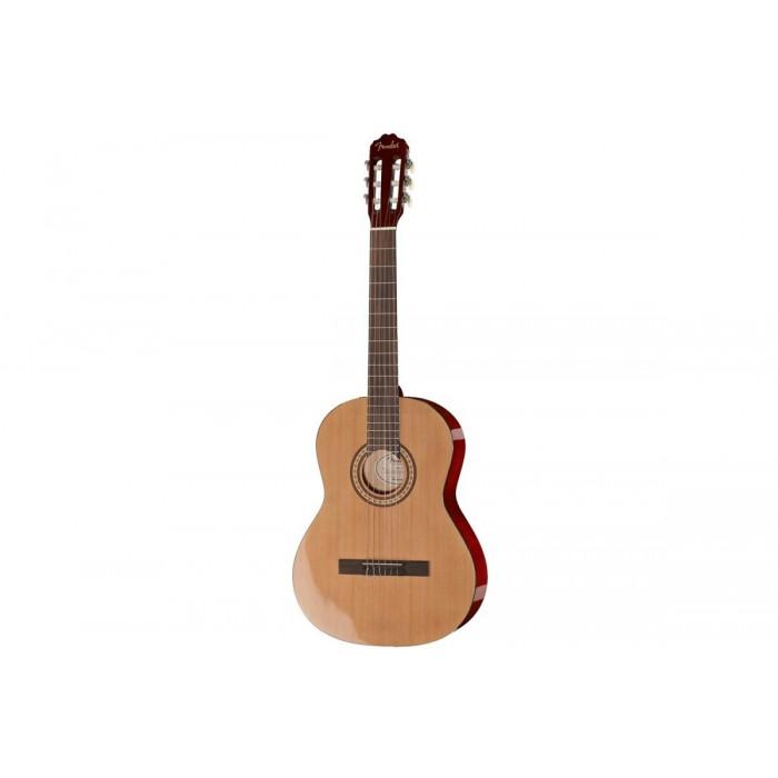 Классическая гитара Fender FC-1 CLASSICAL WN NAT