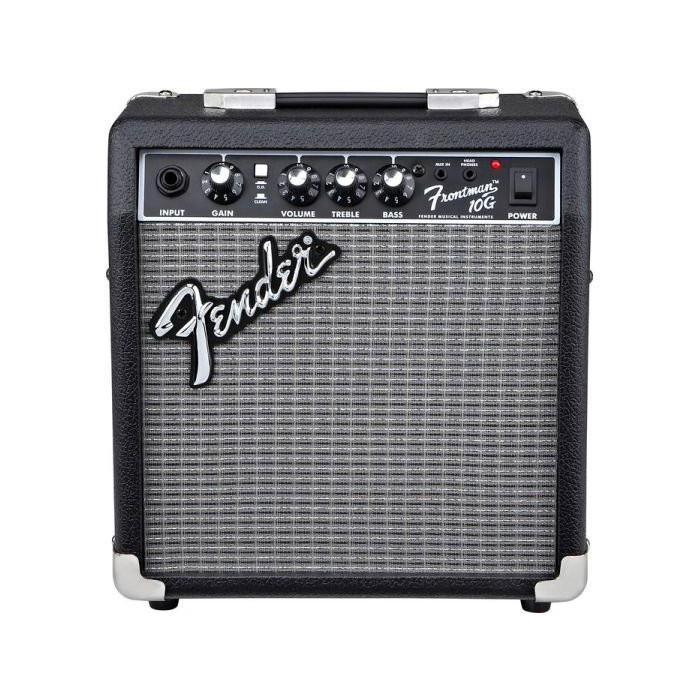 Комбоусилитель для акустических инструментов Fender Frontman 10G