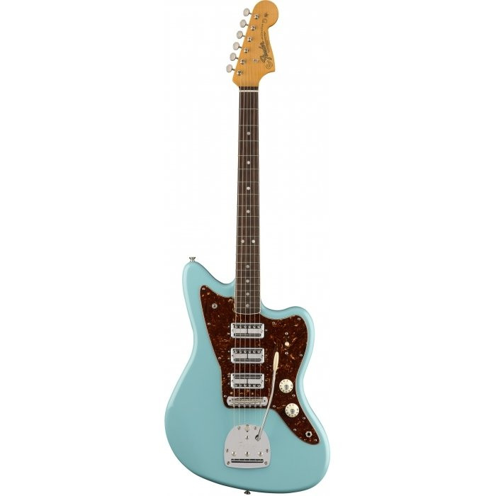 Электрогитара Fender LIMITED EDITION 60TH ANNIVERSARY TRIPLE JAZZMASTER RW DAPHNE BLUE