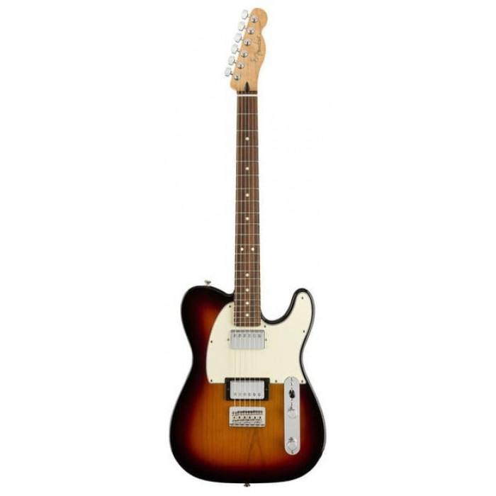 Электрогитара Fender PLAYER TELECASTER HH PF 3TS