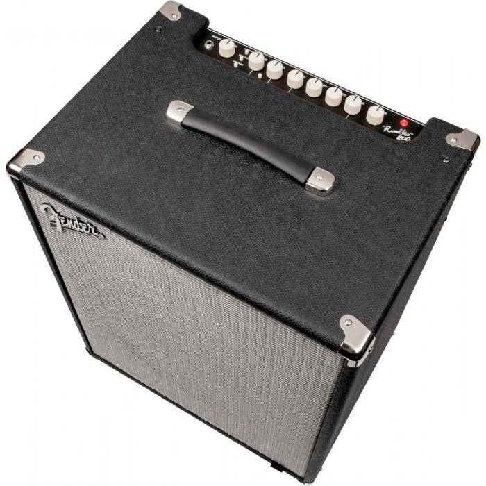 Комбоусилитель для бас-гитары Fender Rumble 200 Combo