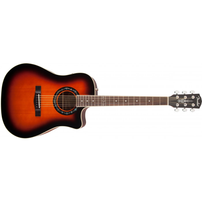 Электроакустическая гитара Fender T-Bucket 100Ce 3Ts