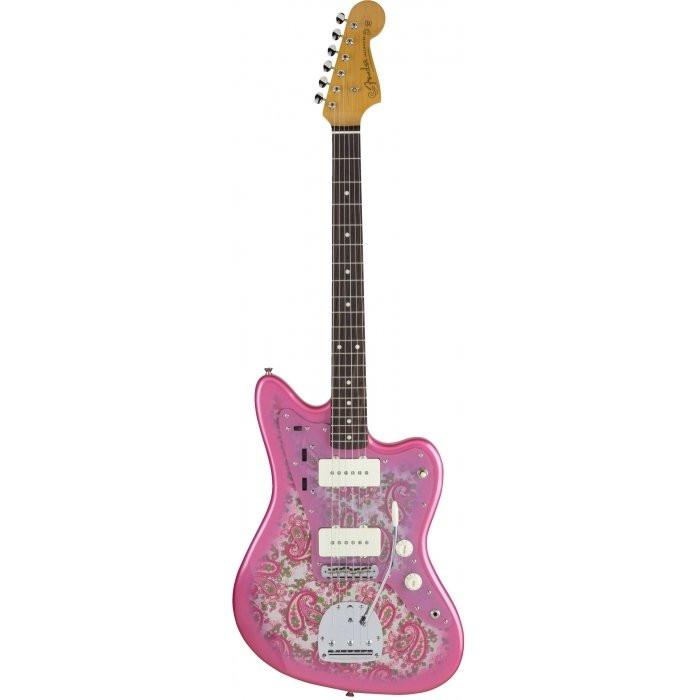 Электрогитара Fender TRADITIONAL 60S JAZZMASTER PINK PAISLEY