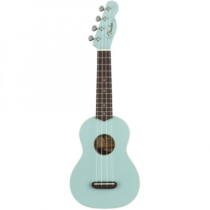 Укулеле Fender UKULELE VENICE SOPRANO DAPHNE BLUE