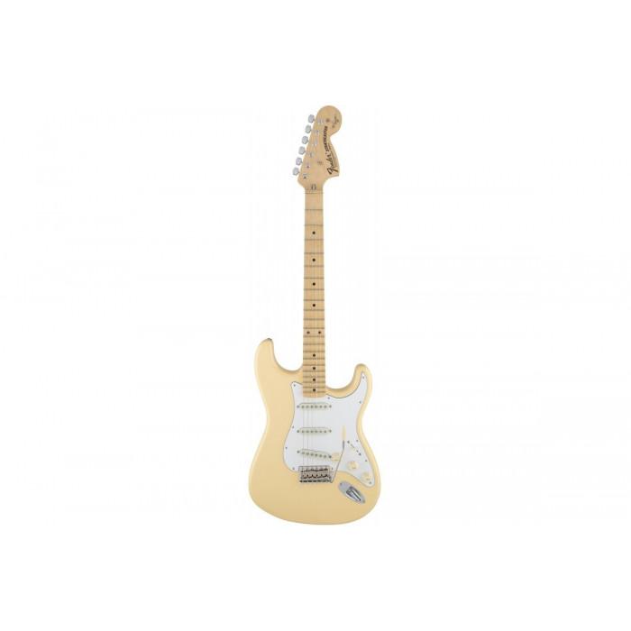 Электрогитара Fender YNGWIE MALMSTEEN STRATOCASTER MN VINTAGE WHITE