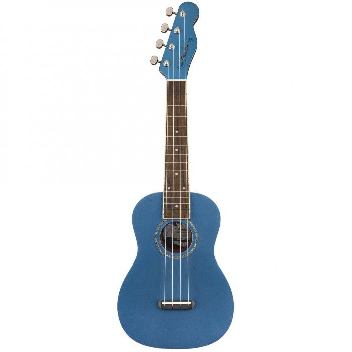 Укулеле Fender UKULELE ZUMA CONCERT LAKE PLACID BLUE