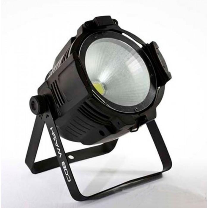 Прожектор PAR Free Color COB100 Black