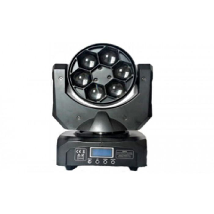 Голова (DMX) Free Color Mini B-EYE 610 Black