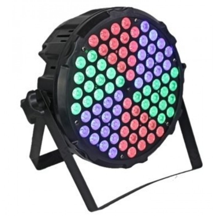 Прожектор PAR Free Color P843RGBW PIZZA (3Wx84 LED) RGBW