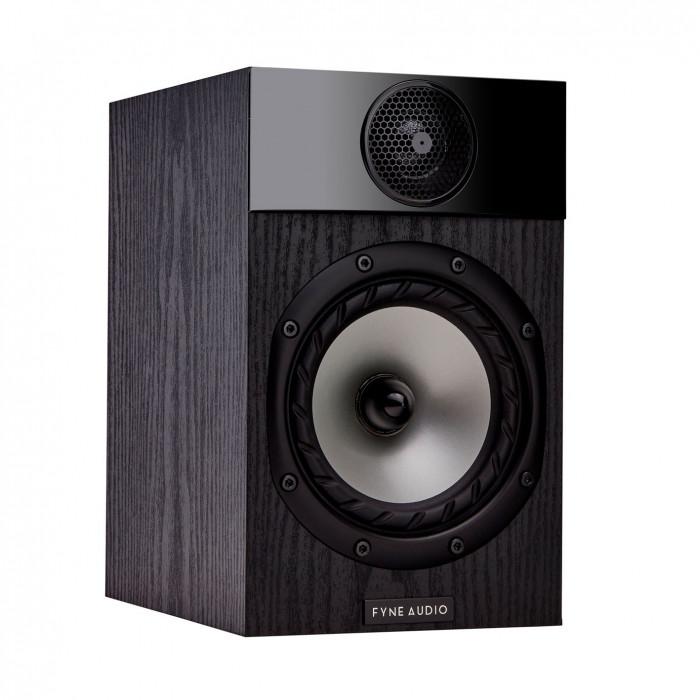 Полочная акустика Fyne Audio F300 Black Ash