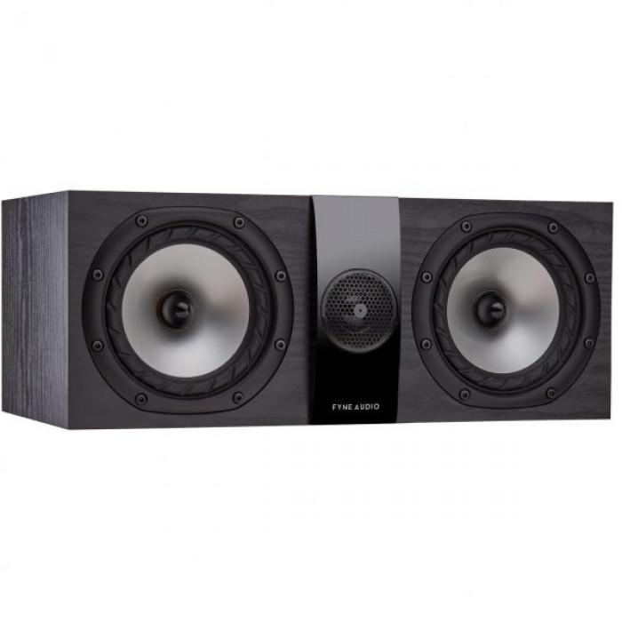 Центральный канал Fyne Audio F300C Black Ash