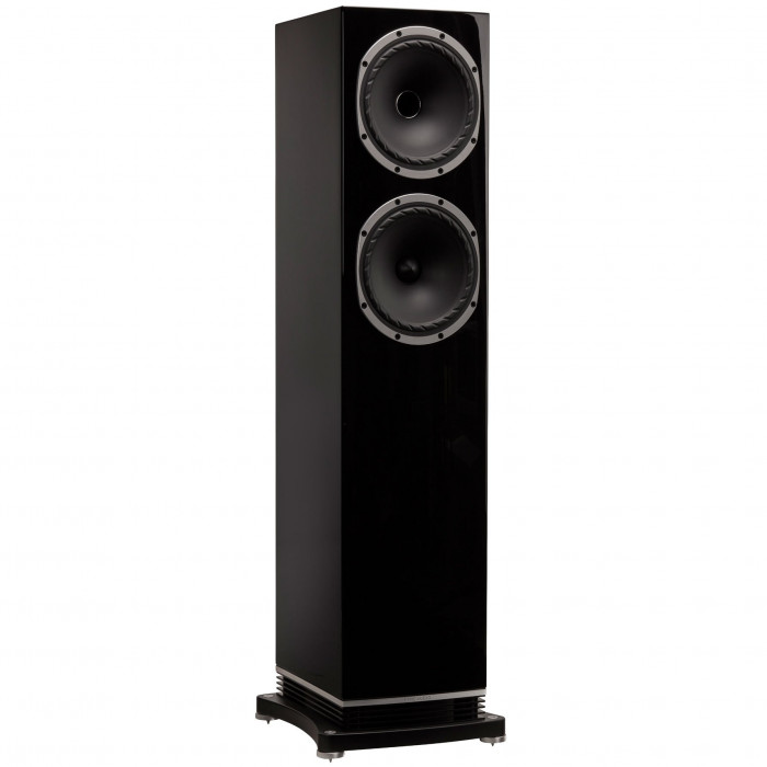 Fyne Audio F502 Piano Gloss Black