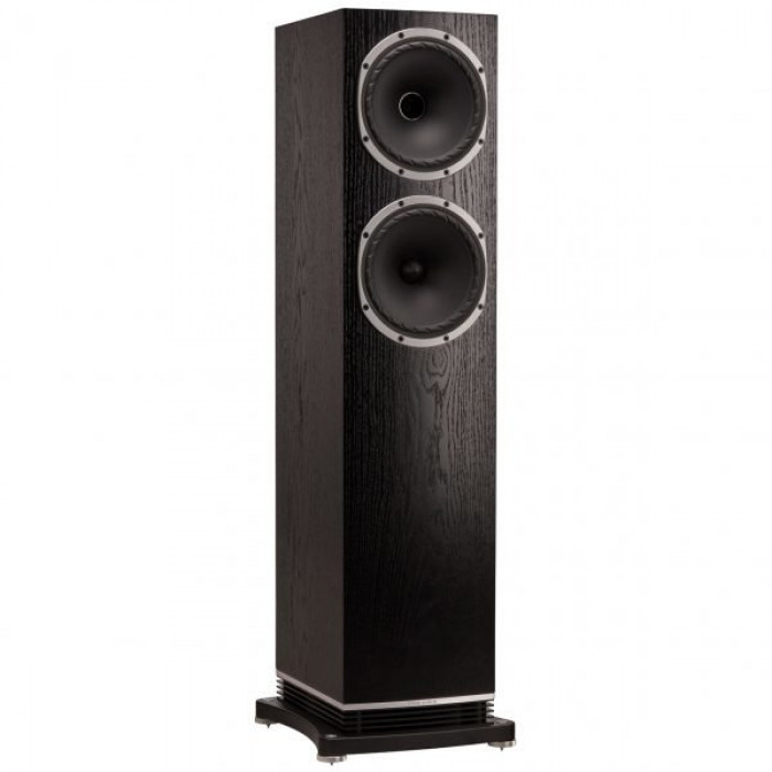 Fyne Audio F502 Black Oak