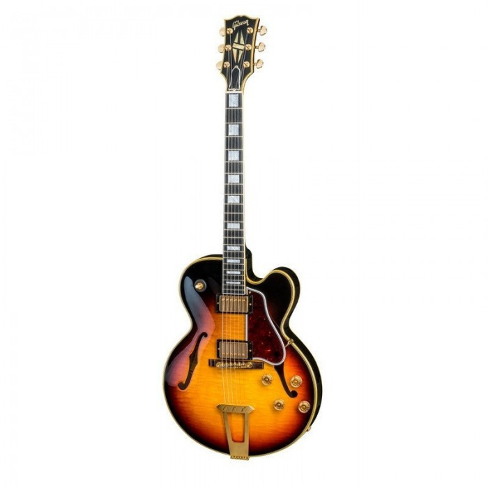 Полуакустическая электрогитара Gibson ES-275 CUSTOM SUNSET BURST