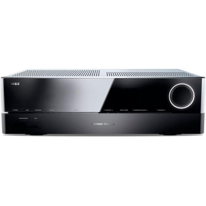 AV ресивер Harman/Kardon AVR 151S/230 Black