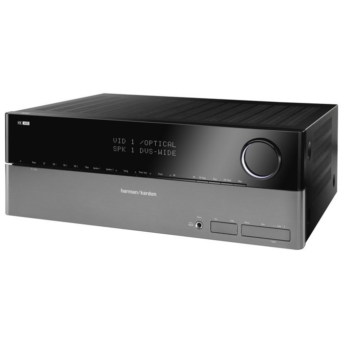 AV ресивер Harman/Kardon AVR 160/230 Black