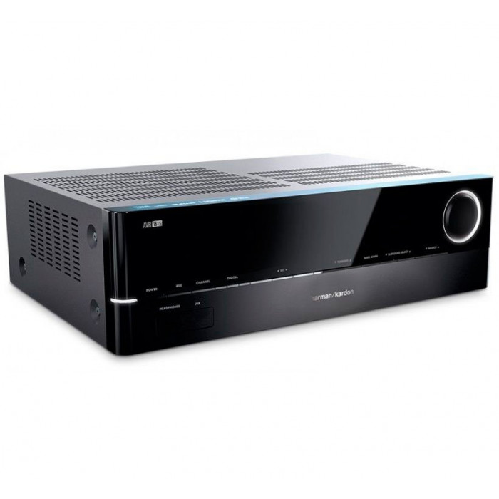 AV ресивер Harman/Kardon AVR 161S/230 Black