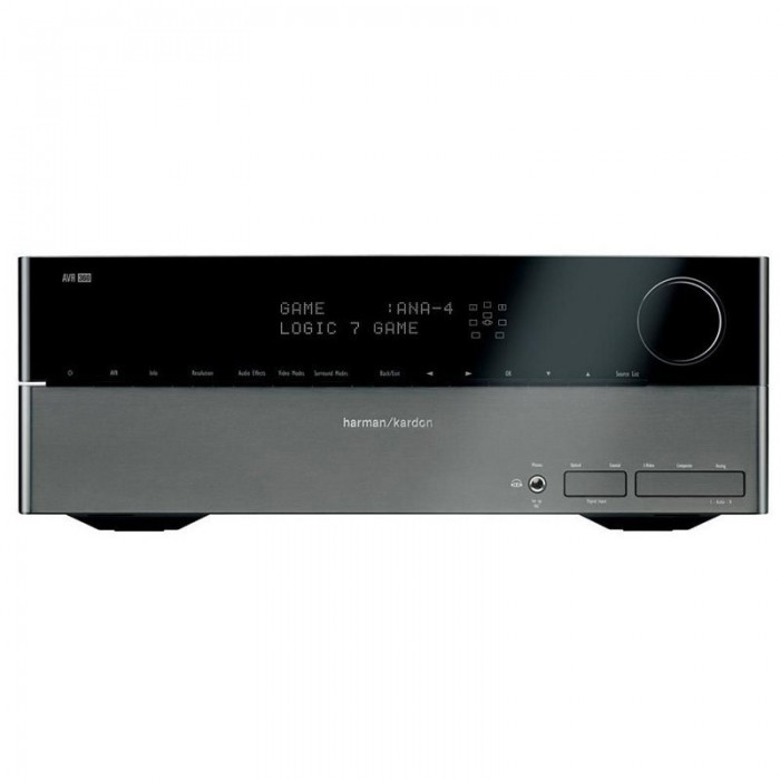 AV ресивер Harman/Kardon AVR 360/230 Black