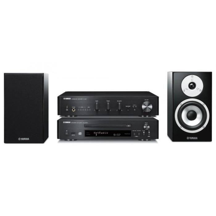 Yamaha MCR-N870 Black (без акустики)