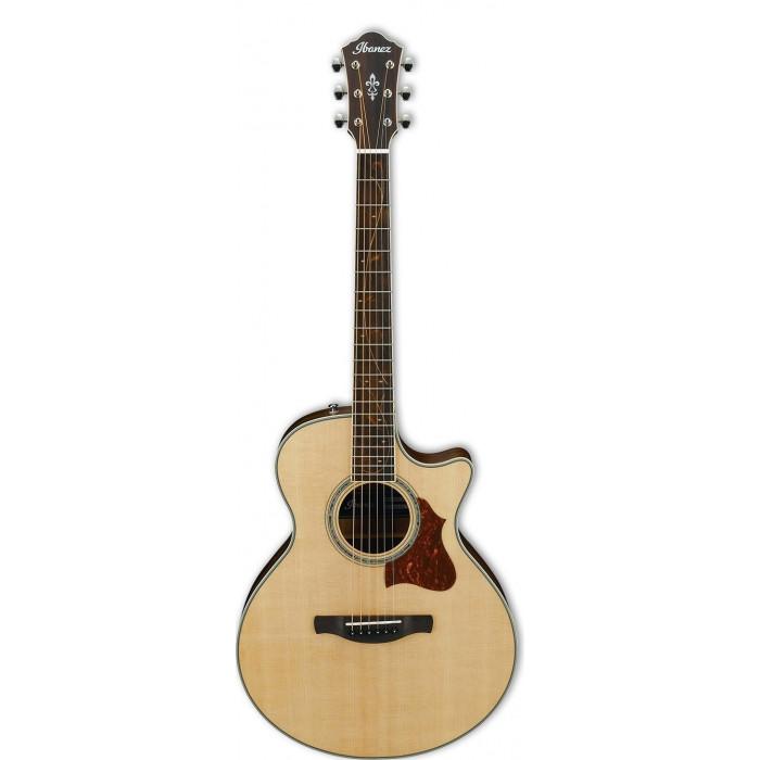 Электроакустическая гитара Ibanez AE205JR-OPN