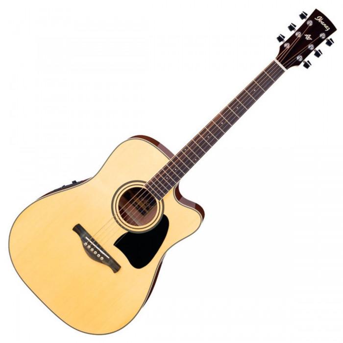 Электроакустическая гитара Ibanez AW70ECE NT