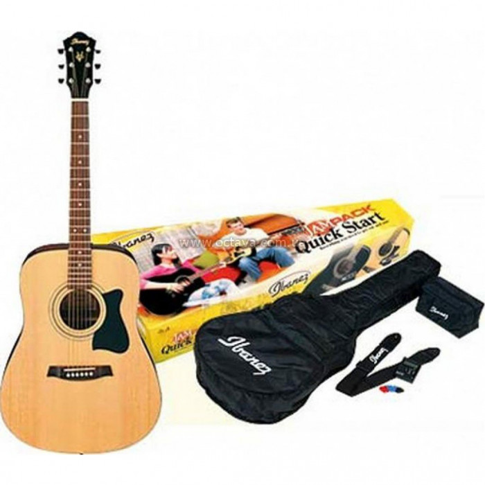 Гитарный набор Ibanez V50NJP NT