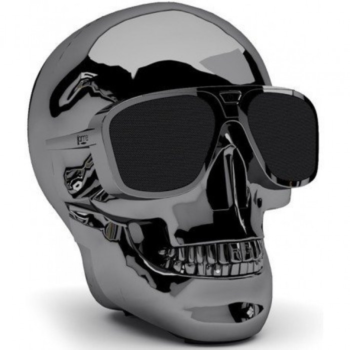Hi-Fi Минисистема Jarre Technologies AeroSkull Nano Chrome Black