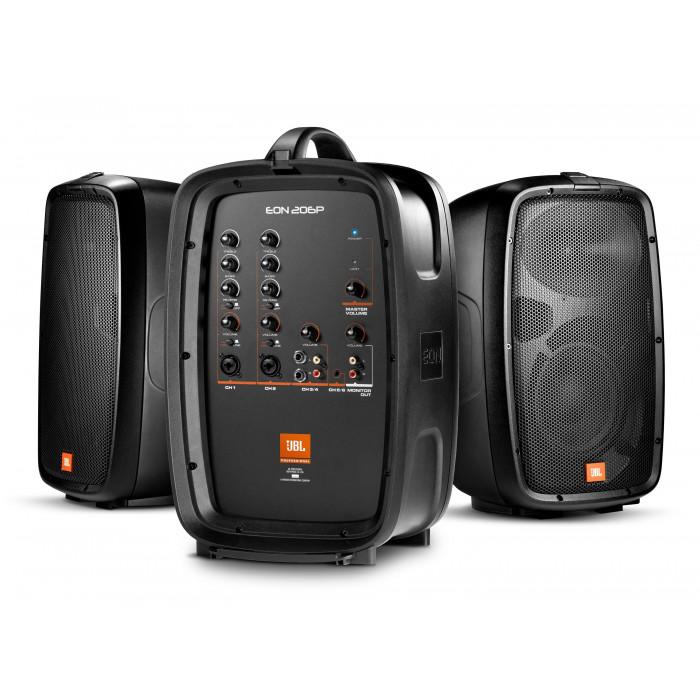Звукоусилительный комплект JBL Pro EON206P