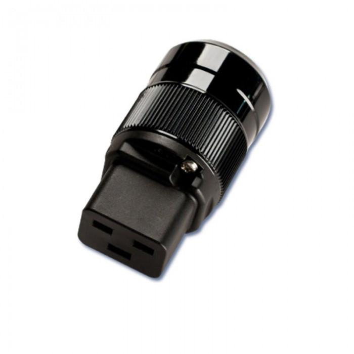 Сетевая вилка Kimber Kable WATTGATE 320 i HC Black (мама)