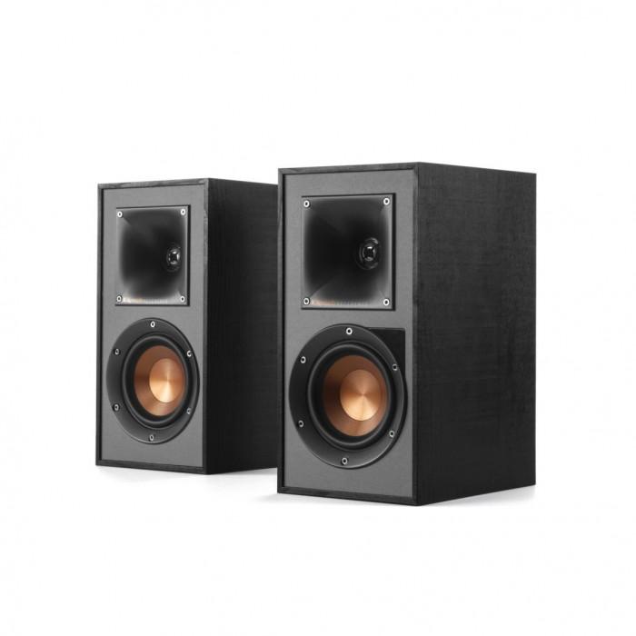 Активная полочная акустика Klipsch New Reference R-41PM Black