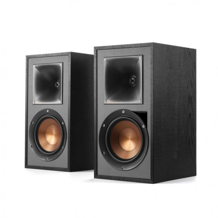 Активная полочная акустика Klipsch New Reference R-51PM Black