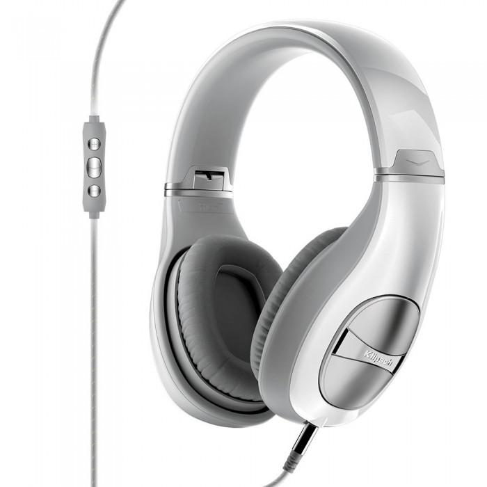 Накладные наушники Klipsch Status Over-EAR White