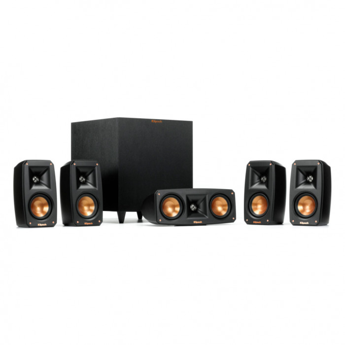 Klipsch Reference Theater Pack 5.0 + R-8SW