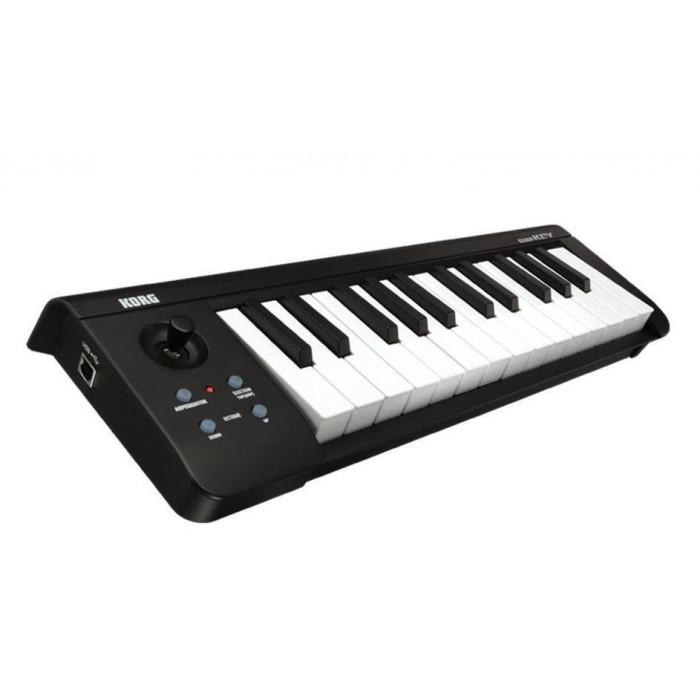 USB-MIDI клавиатура KORG MICROKEY-25