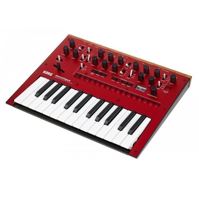 Синтезатор аналоговый KORG MONOLOGUE Red