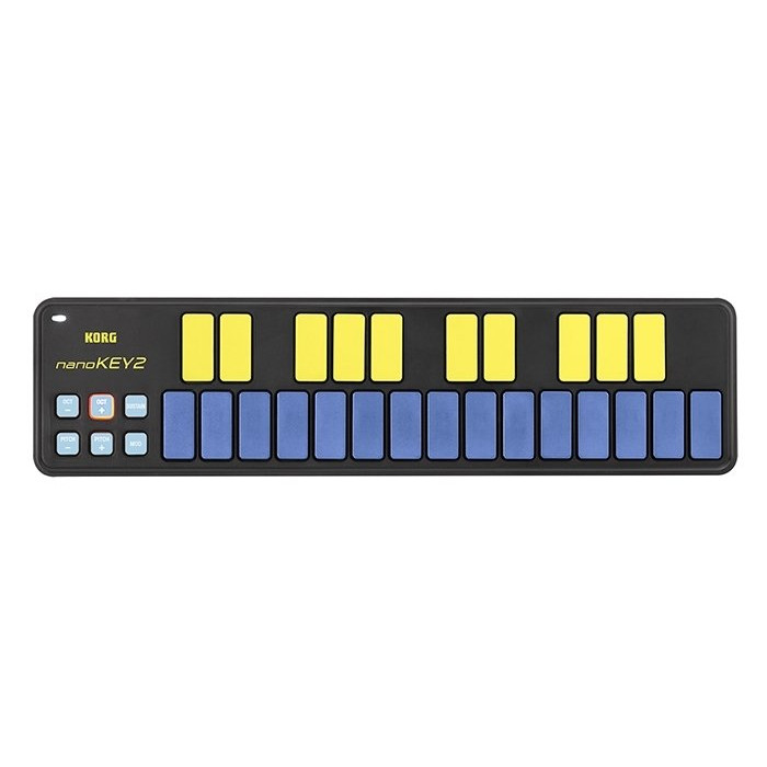 MIDI контроллер KORG Nano Key 2
