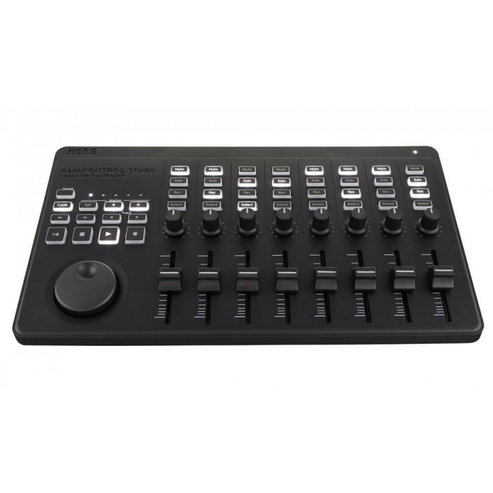 USB-MIDI контроллер KORG NANOKONTROL STUDIO