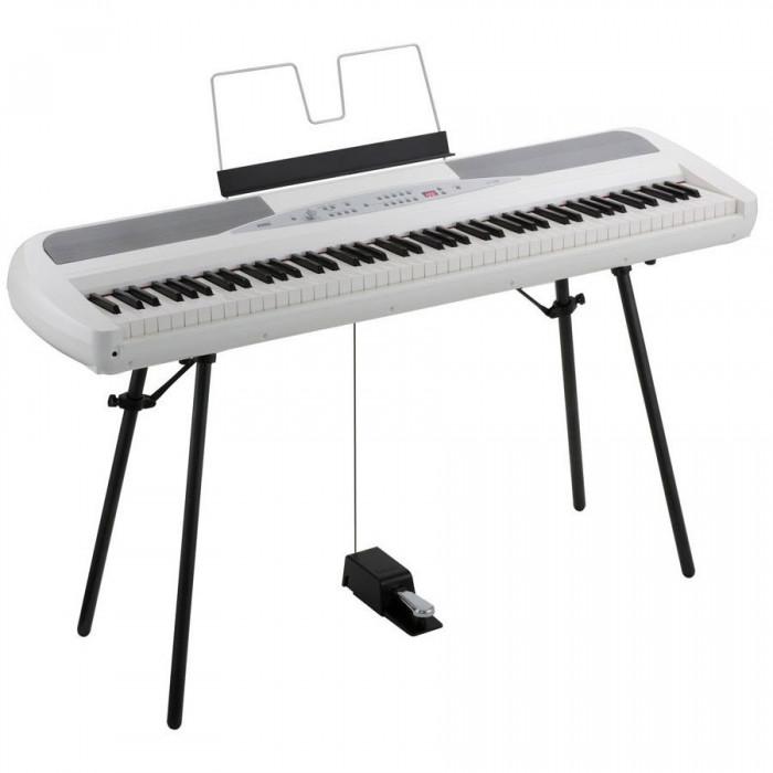 Цифровое пианино KORG SP-280 White