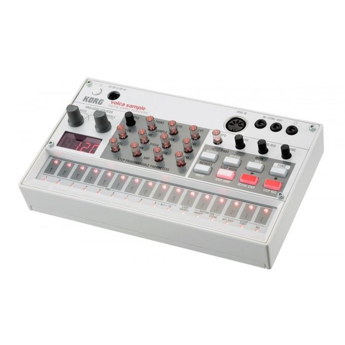 Синтезатор аналоговый KORG VOLCA-SAMPLE