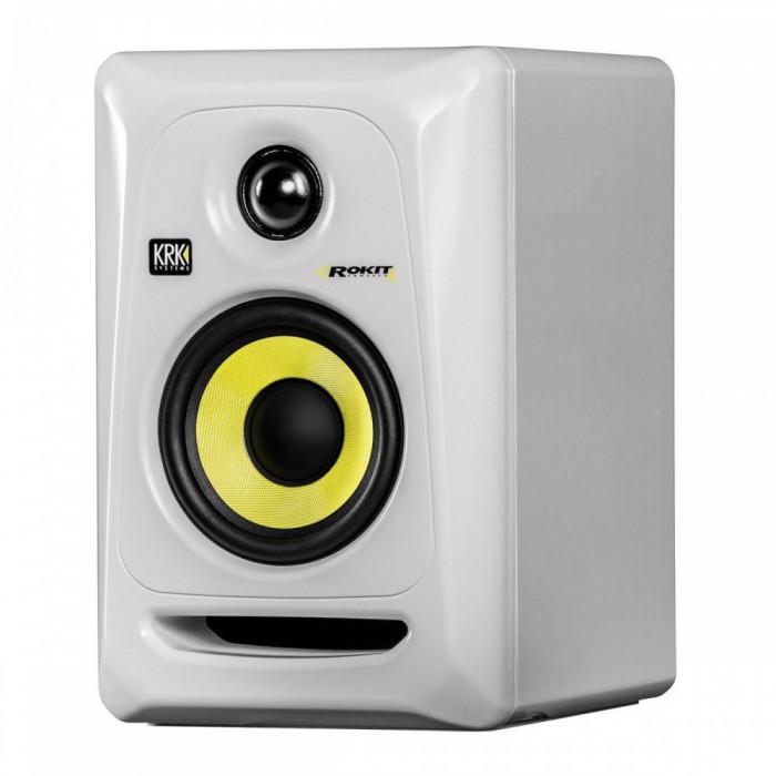 Студийные мониторы KRK Systems ROKIT 4 G3 White