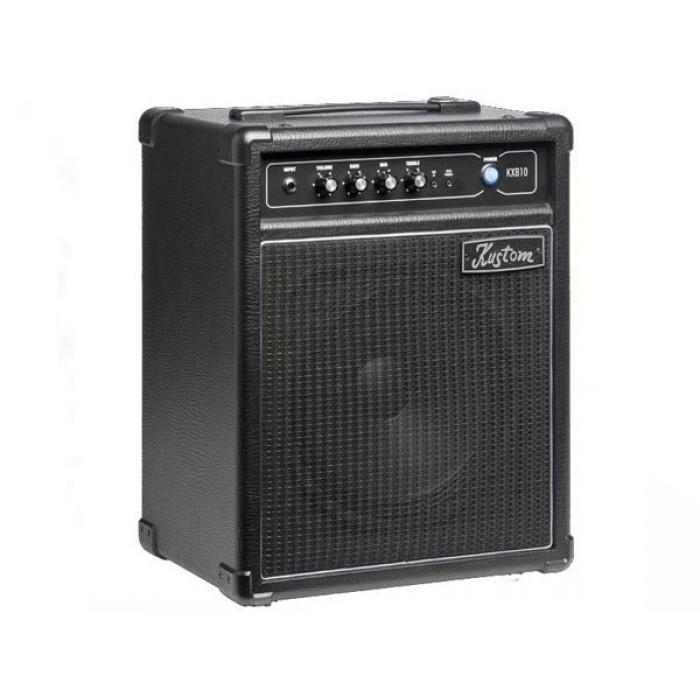 Комбо усилитель для бас-гитары KUSTOM KXB10